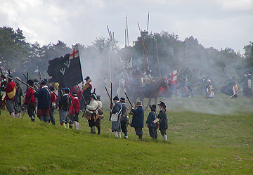 Sealed Knot Re-enactment